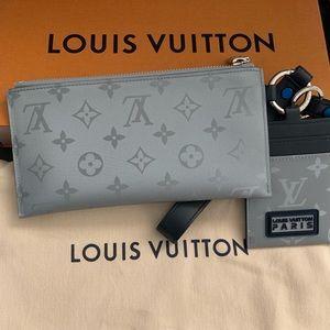 Louis Vuitton Alpha Pouch M44178 Space Collection